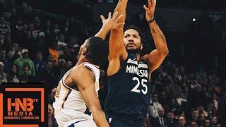 Phoenix Suns vs Minnesota Timberwolves Full Game Highlights   01/20/2019 NBA Season