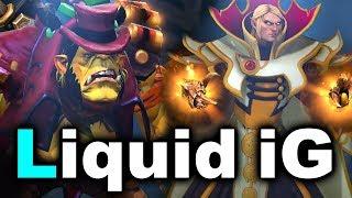 LIQUID vs IG - TI7 MAIN EVENT - AMAZING GAME DOTA 2