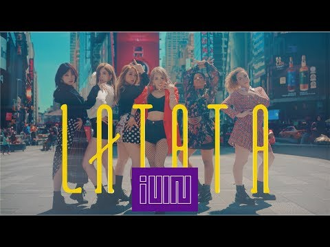 [KPOP IN PUBLIC CHALLENGE NYC] (G)I-DLE ((여자)아이들) | LATATA DANCE COVER by I LOVE DANCE