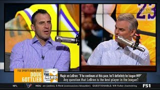 THE HERD | Doug Gottlieb react to Kawhi & PG combine for 42 Pts in 1st game together with Clippers