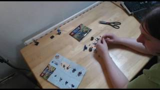 Lego Nexo Knights Knights Cycle 30371 Build Model Moment Episode 110A