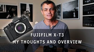Fujifilm X-T3 Review & Overview of EPIC New Speed