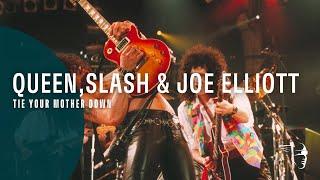 Queen & Slash/Joe Elliott - Tie Your Mother Down (live)