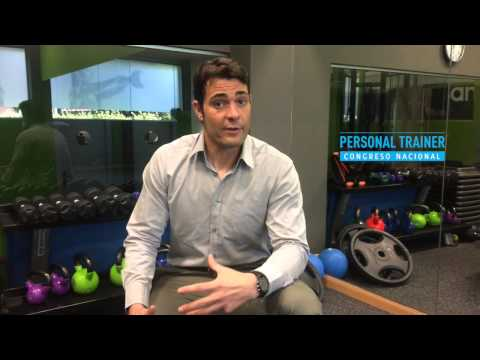 Congreso Personal Trainer Manel Valcarce - Madrid 30 Mayo 2015