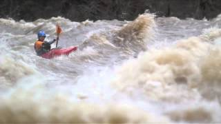 Nolichucky Flood Stage Kayaking
