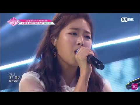 Produce 48 - Best Moments in Performances