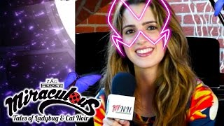 The Miraculous News Network - Laura Marano & Lindalee  | Tales of Ladybug & Cat Noir