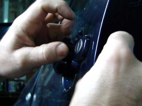 Sacar Tambor De Cerradura Golf Mk4 Youtube