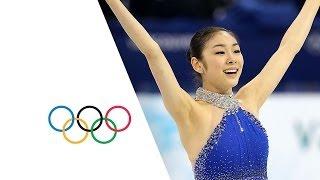 Yuna Kim's Incredible Figure Skating Performance - Vancouver 2010 Winter Olympics