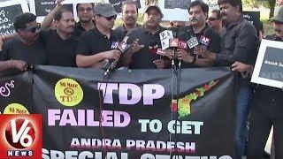 Telugu NRIs slam Chandrababu..