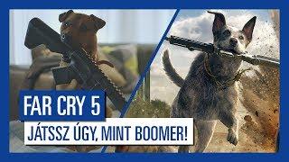 Far Cry 5 - Játssz úgy, mint Boomer!