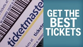 Get The Best Concert And Sports Seats On Ticketmaster