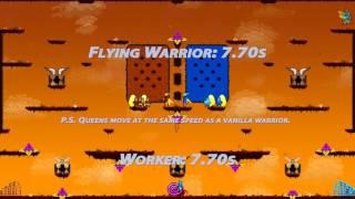 Killer Queen Tech: Speed
