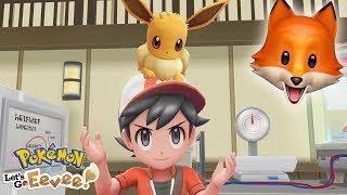 EVERYONE, MEET KOPIMON! | Pokémon Let's Go Eevee / Pikachu #1