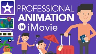 How to Make Explainer Animation in iMovie [Step by Step   Beginner Friendly]