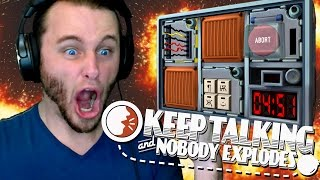 WHAT DO I PRESS!! | Keep Talking And Nobody Explodes