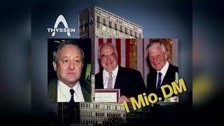 Rückblick: CDU-Spendenaffäre – Die Kiep-Million