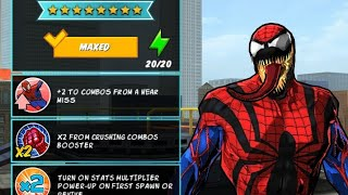 Happy Halloween Special Event Day 4 + Spider-Carnage Gameplay - Spider Man Unlimited