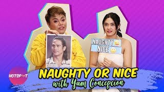 NAUGHTY OR NICE with Yam Concepcion |  Hotspot 2020 Episode 1763