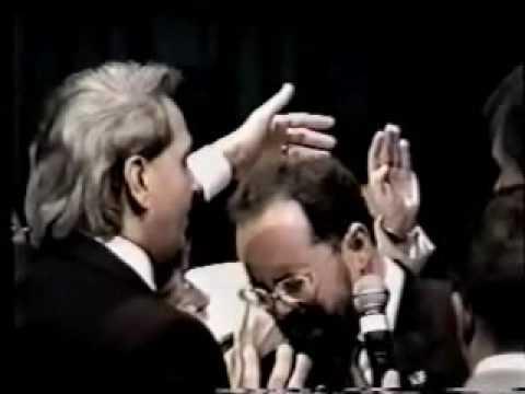 Benny Hinn y Pastor Ricardo Rodriguez