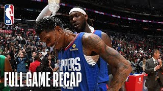 NETS vs CLIPPERS | Game Of Runs Ends With Epic Ending | March 17, 2019