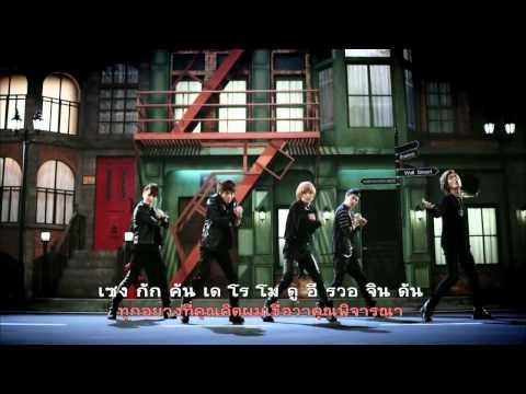 SHINee Hello MV [Thai Sub]