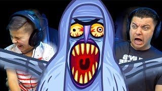 THIS IS SCARY! Troll Face Quest Horror #1