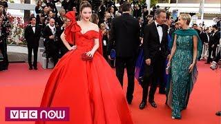 Lý Nhã Kỳ hóa Cinderella trong LHP Cannes 2018 | VTC9