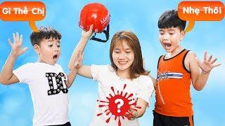 Người Chị Ngốc Nghếch - Bữa Cơm Đầu Tiên Của Chị ♥ Min Min TV Minh Khoa