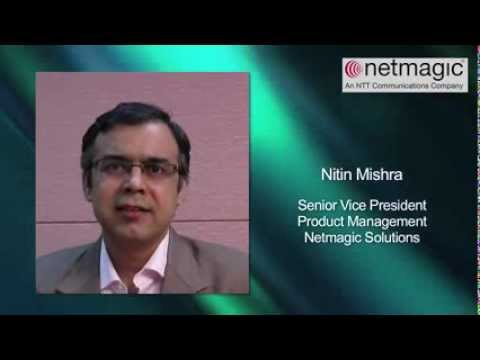 Listen to Nitin Mishra on Netmagic-Sanovi Partnership