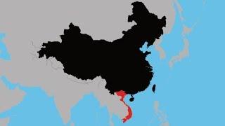 Lời Nguyền Địa Lý Của Việt Nam
