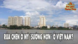 """Ở Mỹ đi rửa chén """"Sướng hơn"""" ở Việt Nam vì có xe hơi biệt thự và được nhà Bank cho mượn tiền xài!"""