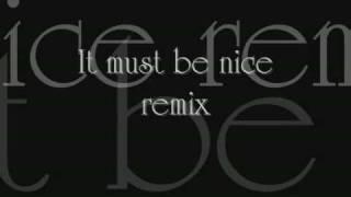 Lyfe Jennings - Must Be Nice ( Christian Version HD  )