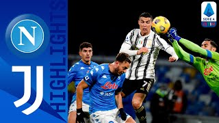 Napoli 1-0 Juventus | Insigne's Goal Secures Napoli Victory Over Juventus | Serie A TIM