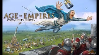 Age of Empires 4 Microsoft Survey