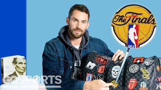 10 Things Kevin Love Can't Live Without | GQ Sports