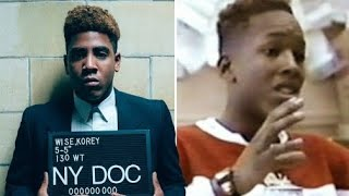 When they see us. Korey Wise pt 4 fan edit.  The Middle.  Moon River.  Ava Duvernay, Jharrel Jerome