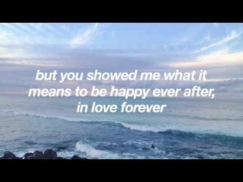 knew better/forever boy - ariana grande lyrics