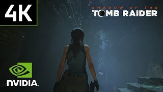 Shadow of the Tomb Raider - 4K PC Játékmenet