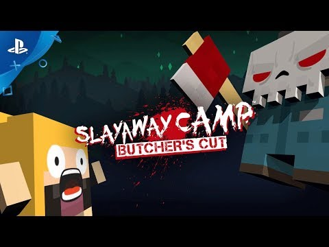 Slayaway Camp: Butcher's Cut Trailer