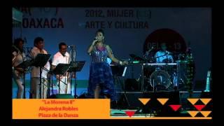 Alejandra Robles - Alejandra Robles presents