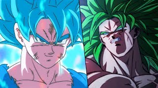 70 Minutes Of Deleted Scenes For Dragon Ball Super Broly!