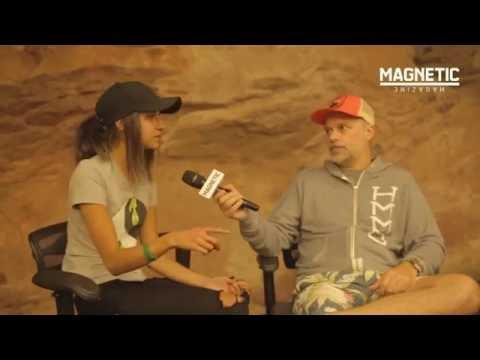 Dead Rocks Interview: REZZ (Red Rocks Colorado)