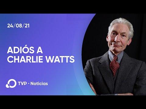 Luto stone: murió Charlie Watts