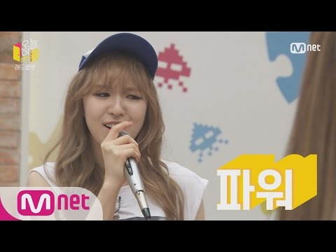 [Today′s Room] [High Note] Red Velvet Singing 'TEARS by So Chan Whee' 150930 EP.9