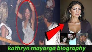 Who is Kathryn Mayorga? : kathryn mayorga biography
