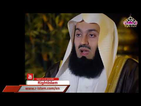 Prophet Muhammad's ﷺ Treatment of Non Muslims Mufti Menk