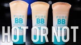 Maybelline Pure BB Anti-Acne Cream | Hot Or Not