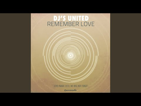 Remember Love (Original Mix)