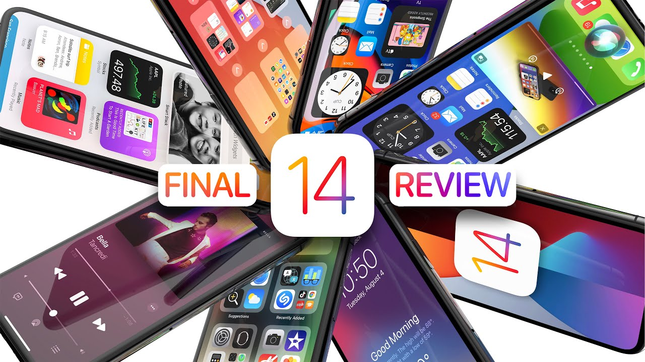 iOS 14 Final Review! Everything We Wanted